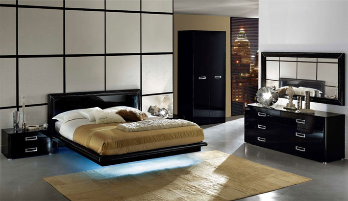 The Camel Group has exactly what you need for your modern bedroom, a collection of fine bedroom furniture made in Italy. 