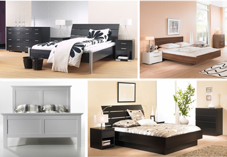 The Copenhagen Collection - a new line of modern bedroom furniture and living room furniture available at Inmod.