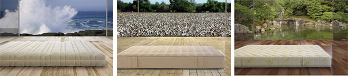 Eco-friendly mattresses by Magniflex - now available at Inmod.com! 