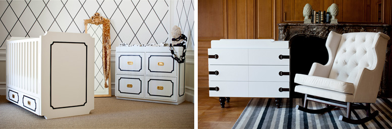 Check out Nurseryworks, a new collection of stylish and chic modern baby furniture now available at Inmod!