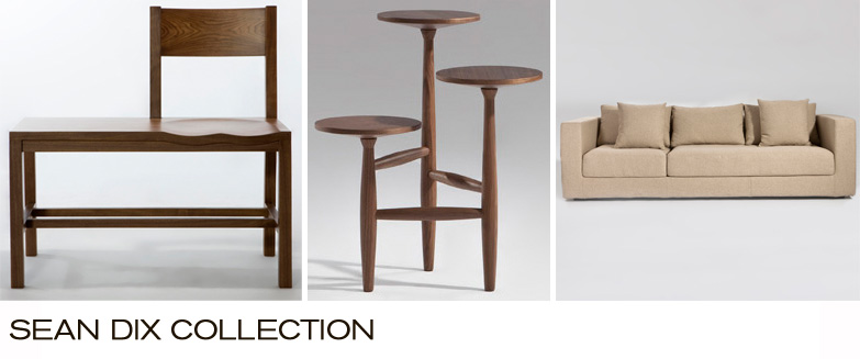 The Sean Dix Collection is a new collection of mid-century modern influenced furniture, now available at Inmod.com! 