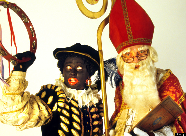 Black Peter Christmas