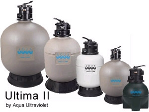 Aqua Ultima II Bead Filter for Ponds