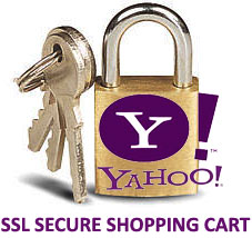 Yahoo Secure Shopping Cart