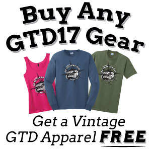 Go Topless Day Gear 2017
