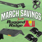 Rugged Ridge Sale