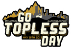 AllThingsJeep.com's 2013 Go Topless Day Shirts, Decals, Tire Covers & More