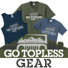 Go Topless Day 2016 Gear!