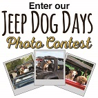 Jeep Dog Days of Summer 2016 Photo Contest