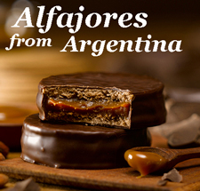 Alfajores from Argentina
