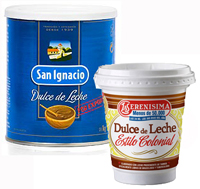 Dulce de Leche Products