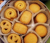 The Butter Cookie Tin