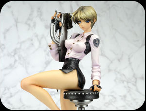 Shirow Masamune Pieces 2 Phantom Cats: Cyril 1/6 Scale Figure