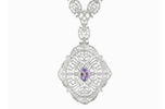 Filigree Necklaces and Pendants