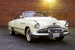 The 1949 Buick from the Oscar-winning movie