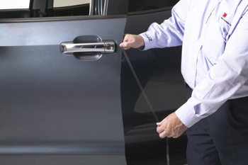 3M Door Edge Paint Protection Films are transparent and work with any paint color.