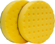 6.5 inch CCS Technology Pads, Yellow Cutting CCS Pads