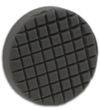 Cross Groove Gray Finishing Flex Foam Buffing Pad