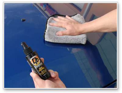 Detailer's Paint Coating lasts years!