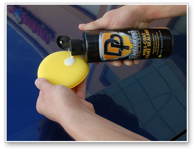 Detailer's Poli Coat Paint Sealant is a breeze to apply and remove