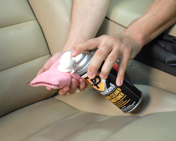 Detailer's Leather Cleaner and Conditioner Foam Aerosol