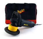 The Meguiars G110v2 Dual Action Car Polisher makes paint polishing quick and easy