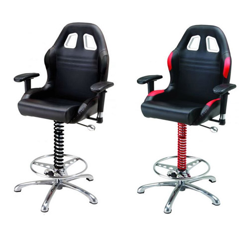 Pitstop Bar Chairs