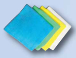 Rupes Microfiber Polishing Cloths are soft and clear coat safe!