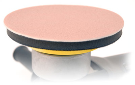 Meguiars Unigrit 6 Inch Interface Pad provides cushioning and flexibility underneath a sanding or finishing disc.