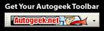 Click to install the Autogeek Toolbar