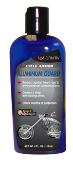 Ultima Cycle Armor Aluminum Guard