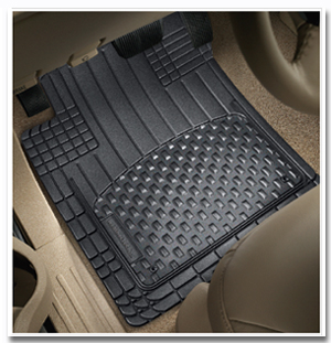 WeatherTech All Vehicle Mats can be cut to fit any vehicle!