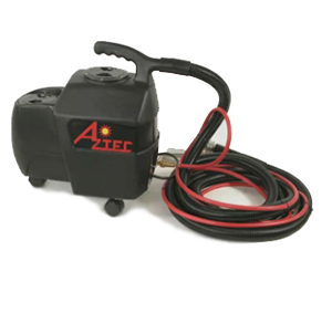 The Aztec Hot Rod Carpet Machine is a professional quality compact extractor, perfect for mobile detailers.