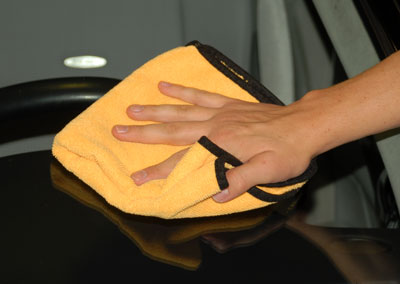 Black Label Diamond Glass Coating lasts up to 18 months!