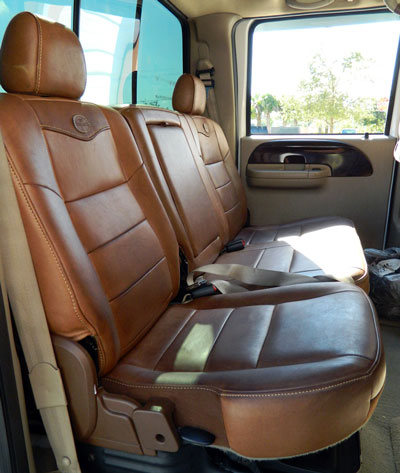 Hide-Soft Leather Conditioner is the perfect conditioner for King Ranch Leather