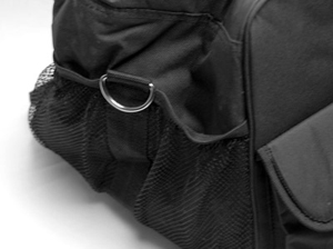 BLACKFIRE Professional Detail Bag is the most versatile detailing bag available!