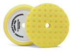 Lake country 7.5 inch yellow cutting ccs foam pads