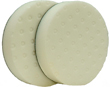 CCS White 6.5 inch Polishing Foam Pads