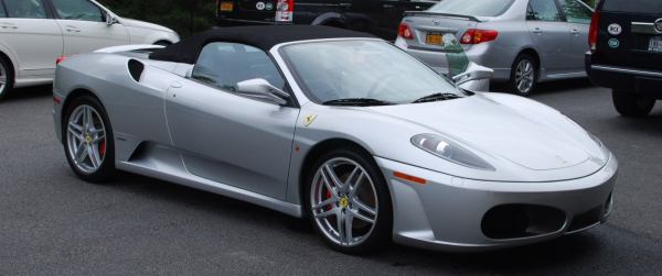 Chemical Guys made this Ferrari F430 shine!