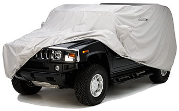 Covercraft makes car covers for virtually any vehicle!