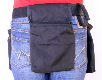 The Detailer's Helper Auto Detailing Belt features enough pockets to hold all your gear!