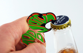 The Dodo Juice Bottle Opener Key Ring