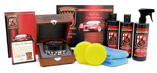 Wolfgang Fuzion Estate Wax Kit