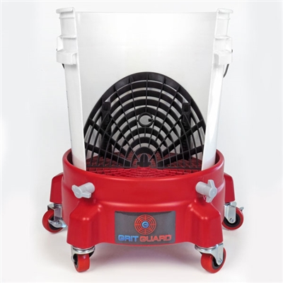 Both Grit Guards are designed for a standard 5 gallon wash bucket