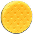 Gold Low Profile Super Soft jewelling 5.5 inch foam pad