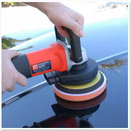 Griot's Orange Polishing Pad