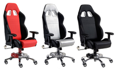 Pitstop Grand Prix Office Chairs