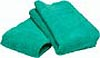 White Microfiber Polishing Cloths