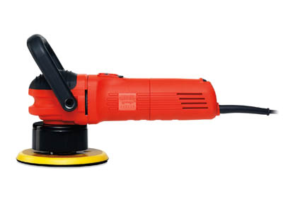 Griot's Garage 6 Inch Random Orbital Polisher features superior ergonomics for a smooth buffing experience!