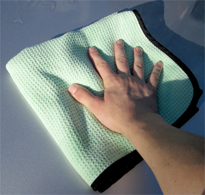 Guzzler microfiber drying towel